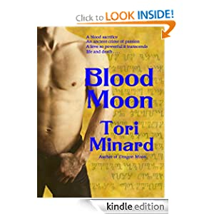 Blood Moon: A Novel (The Amaki): Tori Minard: Amazon.com: Kindle Store