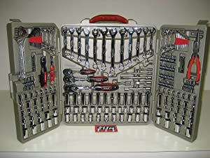 Crescent 211 Piece Tool Set