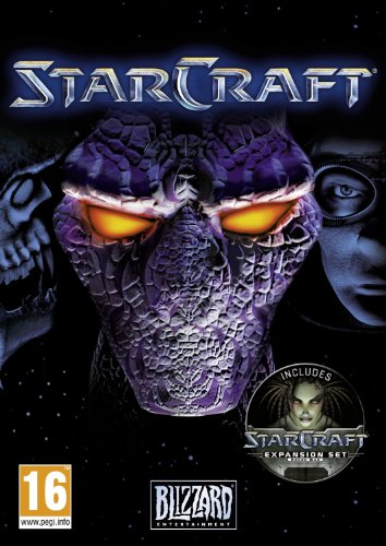 Starcraft Pack (Starcraft+Broodwar) (vf - French game-play)