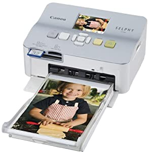 Canon SELPHY CP780 Compact Photo Printer