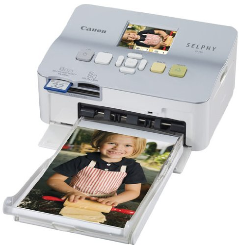 51N0EWCrvaL. SL500  Canon SELPHY CP780 Compact Photo Printer