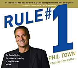 "Cover of ""Rule #1: The Simple Strategy fo..."