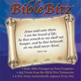 BibleBitz - 365 Daily Bible Verses - Designed to Load onto Your Computer and Deliver a Different Bible Verse Every Day on your Computer Screen