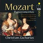 Piano Concertos Vol. 5: Concertos Nos...