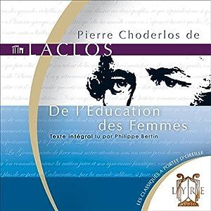 De l'Education des Femmes Audiobook