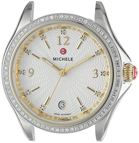 MICHELE-Womens-Belmore-Swiss-Quartz-Stainless-Steel-Casual-Watch-ColorTwo-Tone-Model-MW29A01C5942