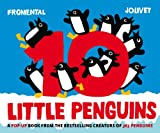Joelle Jolivet 10 Little Penguins Pop-up