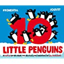 10 Little Penguins Pop-up