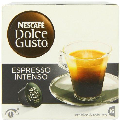 NESCAFE Dolce Gusto Espresso Intenso (16 Capsules)