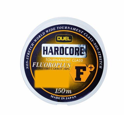 デュエル(DUEL) ライン ハードコア F+ 150m 14Lbs