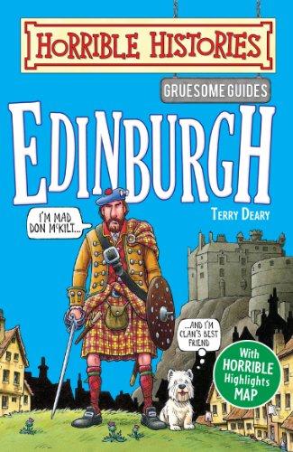 Terry Deary - Gruesome Guides: Edinburgh