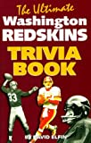 img - for The Ultimate Washington Redskins Trivia Book book / textbook / text book