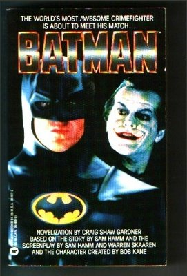 Image for Batman: The Novelization