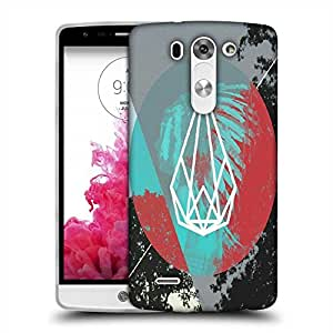 Snoogg RED INDIAN SPAZ Designer Protective Back Case Cover For LG G3 BEAT STYLUS
