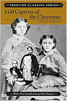 Girl Captives of Cheyenne (Frontier Classics) Paperback – July 19