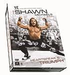 NEW Shawn Michaels: Heartbreak & T (DVD)