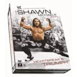 WWE: The Shawn Michaels Story - Heartbreak & Triumph ~ Shawn Michaels