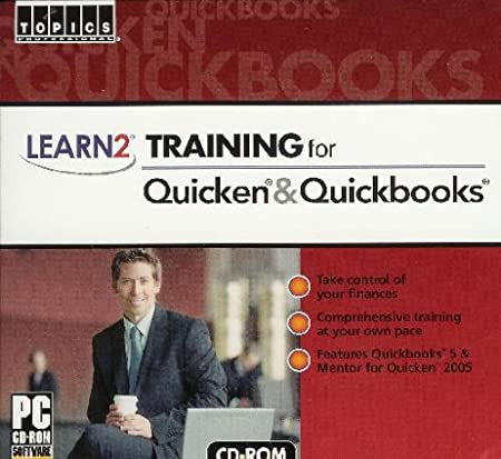 Learn2 Training for Microsoft Quicken & Quickbooks [Old Version]