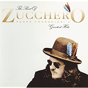 Zucchero Sugar Fornaciari's Greatest Hits (UK Version)