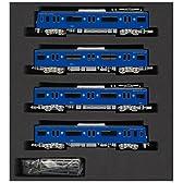 Nゲージ 4253 京急600形更新車KEIKYU BLUE SKY TRAIN基本4両編成セット (動力付き)