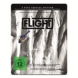 The Art of Flight (Steelbook) (inkl. exklusiver Preview der neuen The Art of Flight TV-Serie) (+ DVD) [Blu-ray] [Special Edition]