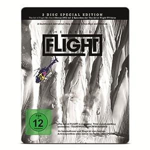 The Art of Flight (Steelbook) (inkl. exklusiver Preview der neuen The Art of Flight TV-Serie) (+ DVD) [Blu-ray] [Special Edition]