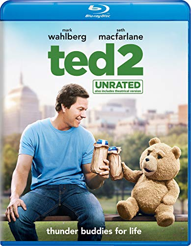Blu-ray : Ted 2 (Unrated Version)
