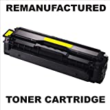 Cartridge Store - Remanufactured YELLOW Samsung CLT-Y504S Toner Cartridge FOR Samsung CLP-415N toner cartridges Samsung CLP-415NW toner cartridges Samsung CLX-4195FN toner cartridges Samsung CLX-4195FW toner cartridges