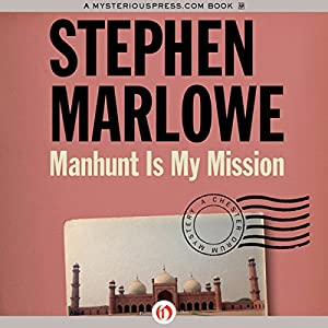 Manhunt Is My Mission Audiobook