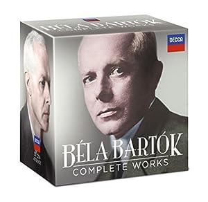 Béla Bartók - Complete Works from Decca (UMO) Classics