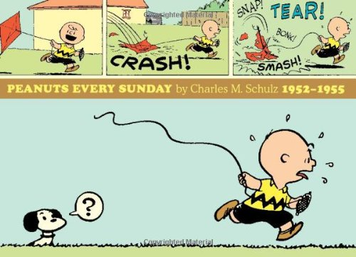 Peanuts Every Sunday 1952-1955 by Charles Schulz, Mr. Media Interviews