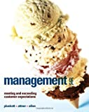 img - for Management: Meeting and Exceeding Customer Expectations (with InfoTrac & Xtra Printed Access Card) 9th Edition( Hardcover ) by Plunkett, Warren R.; Attner, Raymond F.; Allen, Gemmy S. published by South-Western College Pub book / textbook / text book