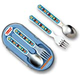 Pecoware / Thomas the Tank Engine Spoon and Fork Set