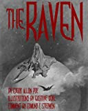 The Raven: Illustrated Cool Collectors Edition Printed in Calligraphy Fonts