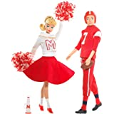 Campus Spirit Barbie Doll And Ken Doll Giftset
