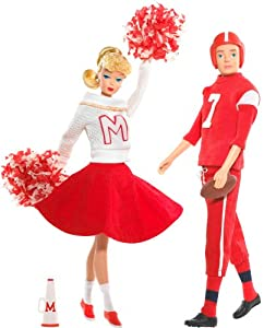 Campus Spirit - Barbie Doll and Ken Doll Giftset