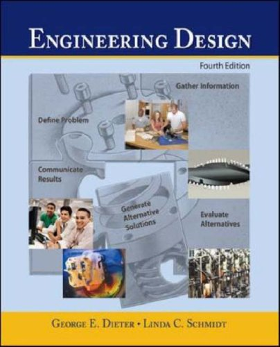 Engineering Design (Engineering Series)