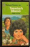 img - for Tuesday's Jillaroo (Harlequin Romance #2184) book / textbook / text book