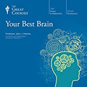Your Best Brain: The Science of Brain Improvement |  The Great Courses