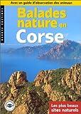 echange, troc Guide Balades nature - Corse 2000