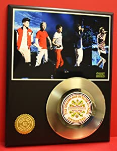 One Direction 24kt Gold Record Rare LTD Edition Display - Great Wallart - ***FREE PRIORITY SHIPPING*** from Gold Record Outlet