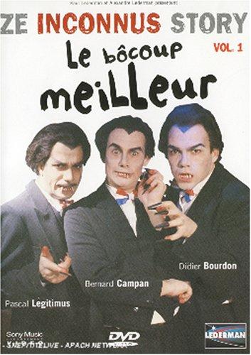 Les Inconnus - Ze Inconnus Story - Le Bôcoup Meilleur - Vol. 1