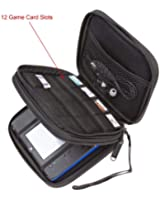 Double Compartment Carry Case For Nintendo 2DS