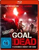 Goal of the Dead - Elf Zombies müsst ihr sein! [Blu-ray]