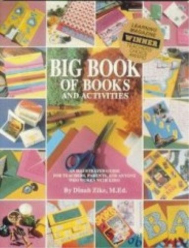 Big Book of Books and Activities: An Illustrated Guide...