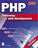PHP Fast & Easy Web Development, 2nd Edition (193184187X) by Meloni, Julie C.