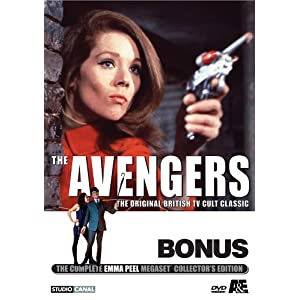 The Avengers - Vol. 17 of The Complete Emma Peel Megaset Collector's Edition (Bonus Disc) movie