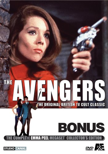 Avengers: Emma Peel Collector's Edt Bonus Disc