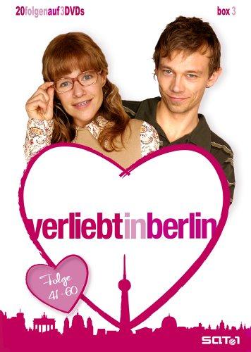 Verliebt in Berlin - Box 03, Folge 41-60 (3 DVDs)