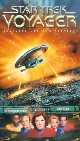star-trek-voyager-the-haunting-of-deck-twelve-unimatrix-zero-volume-613-vhs-1996